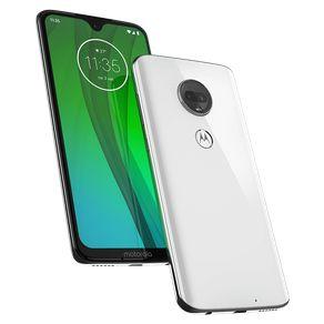 Smartphone Motorola Moto G7 XT1962 64gb Polar