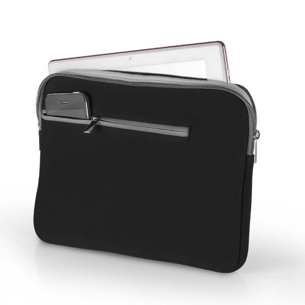 "Case Multilaser para Notebook 14"" BO207 Preto/Cinza"