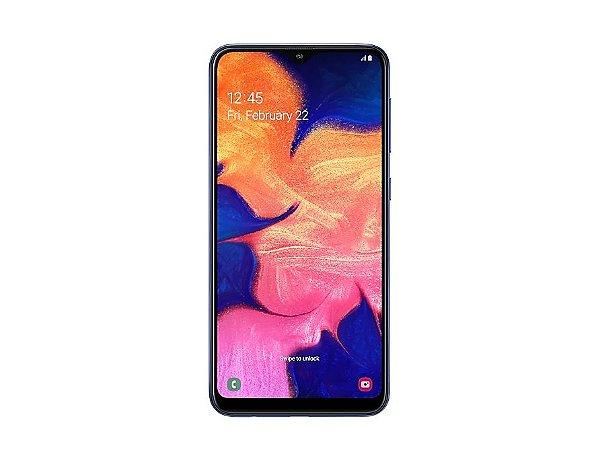 Smartphone Samsung Galaxy A10 SM-A105M 32gb Azul