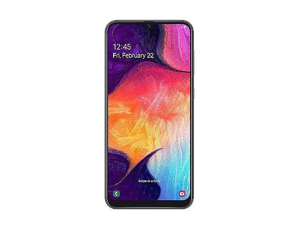 Smartphone Samsung Galaxy A50 SM-A505G 64gb Preto