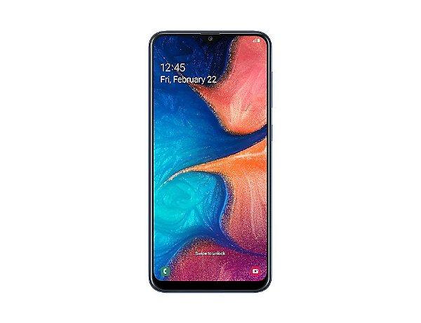 Smartphone Samsung Galaxy A20 SM-A205G 32gb Azul