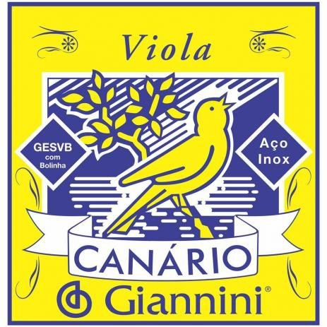 Encordoamento de Viola Canario GESVB