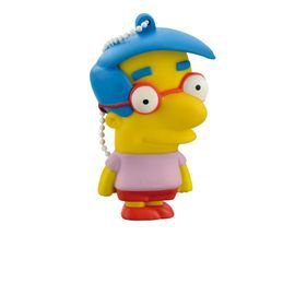 "PenDrive Multilaser PD075 8gb Simpsons ""Milhouse"""
