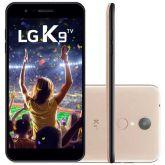 Smartphone LG K9 TV LM-X210BMW 16gb Dourado