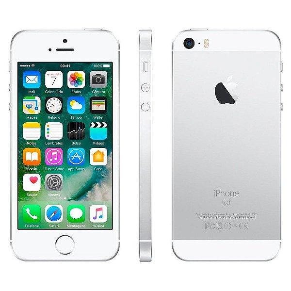 iPhone Se 32gb Prateado