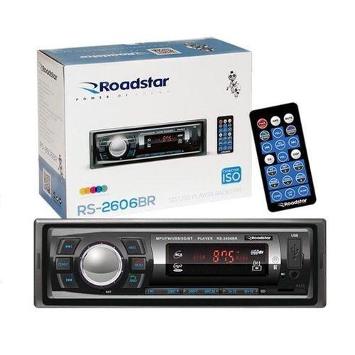 Auto Radio Roadstar Rs-2606Br
