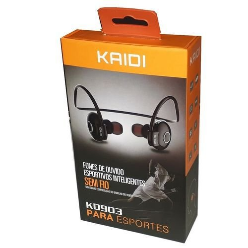 Fone De Ouvido Kd903 Kaidi Bluetooth