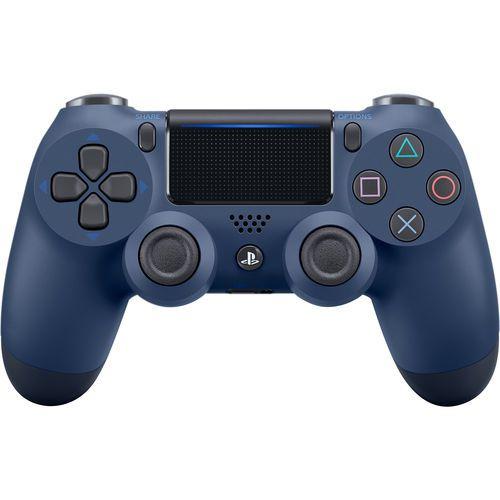 Joystick Sony PS4 CUH-ZCT2U Azul Meia Noite