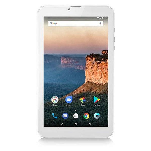 Tablet Multilaser M9 3G Nb284 7'' Prata