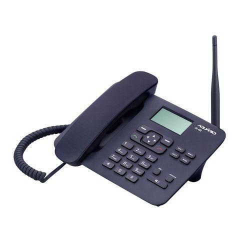 Telefone Rural Aquário CA42S Dual Chip