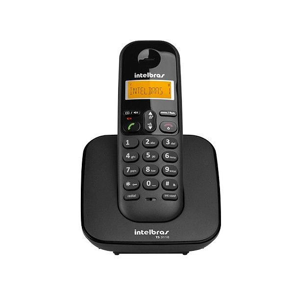 Telefone sem Fio Intelbras TS3110