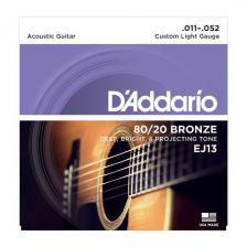 Encordoamento Violão D'Addario EJ13-B