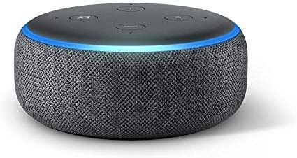 Amazon Echo Dot Alexa Preto