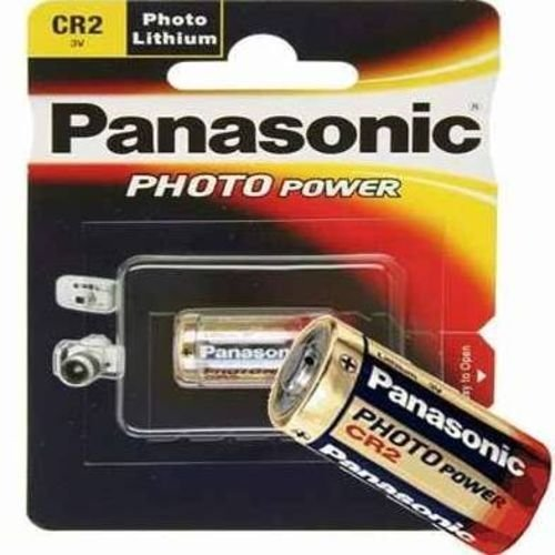 Bateria Panasonic Cr2 Lithium