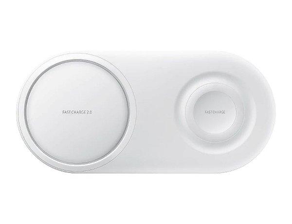Carregador Wireless Samsung Duo Pad Ep-P5200Twpgbr