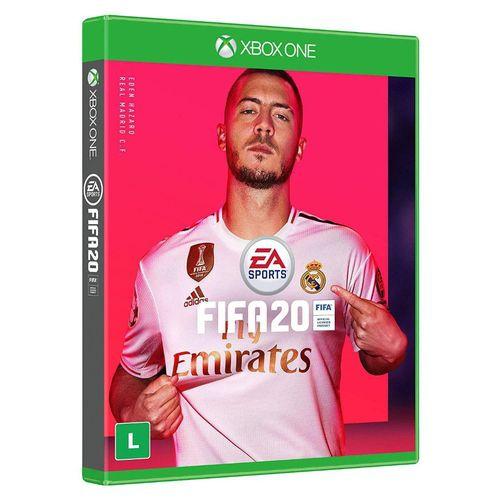 Jogo Xbox One Fifa 20