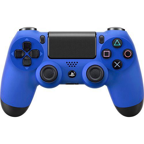 Joystick PlayStation 4 Sony CUH-ZCT2U Azul