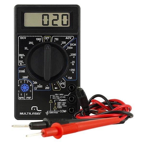 Multimetro Digital Au325 Multilaser