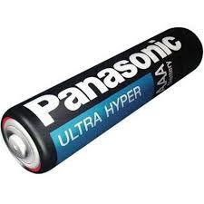 Pilha Panasonic R03Ual Aaa C/ 2