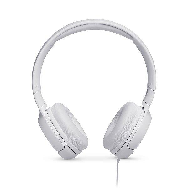 Fone de Ouvido JBL Tune500WHT Branco