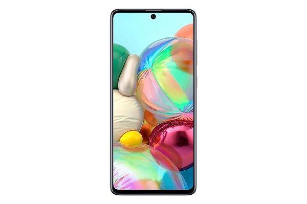 Smartphone Samsung Galaxy A71 SM-A715F 128Gb Prata