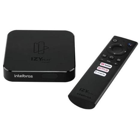 Smart TV Box Intelbras Izy Play