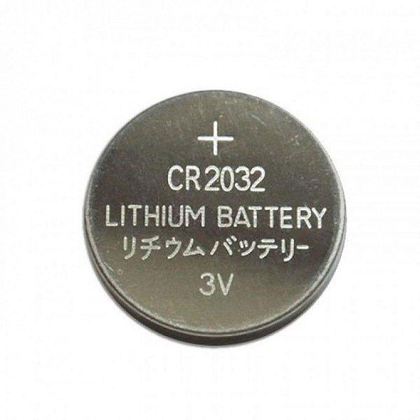 Pilha Botão Green 3V CR2032 (Unidade)