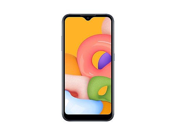 Smartphone Samsung Galaxy A01 SM-A015M 32gb Azul