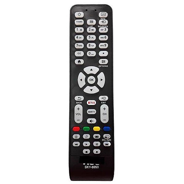 Controle Remoto para TV AOC SKY-8050