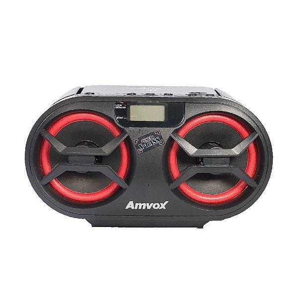 Boombox Amvox AMC 590 New Bivolt 15W