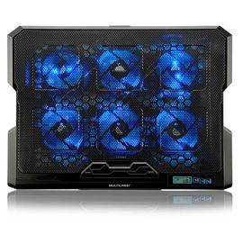 Cooler Multilaser AC282 para Notebook Azul