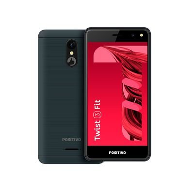 Smartphone Positivo Twist 3 Fit S509C 32gb Preto