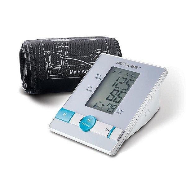 Medidor de Pressão Digital Multilaser HC076