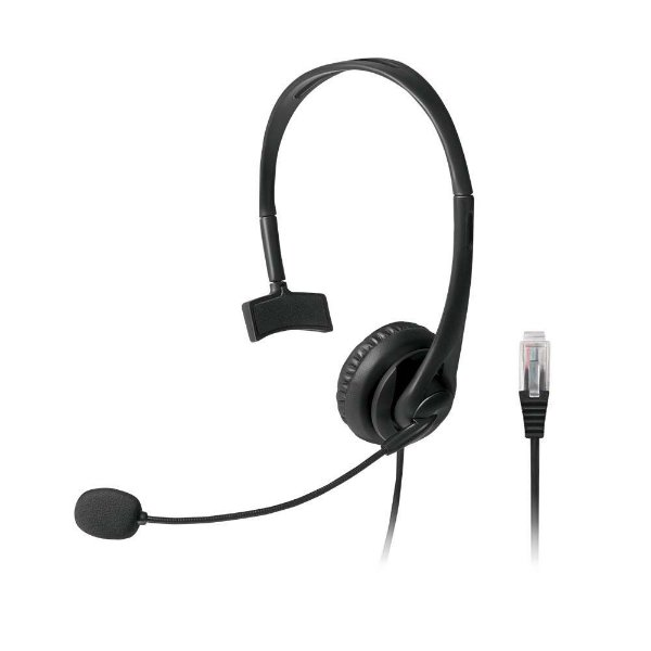 Fone de Ouvido Multilaser PH251 Headset com Conector RJ09