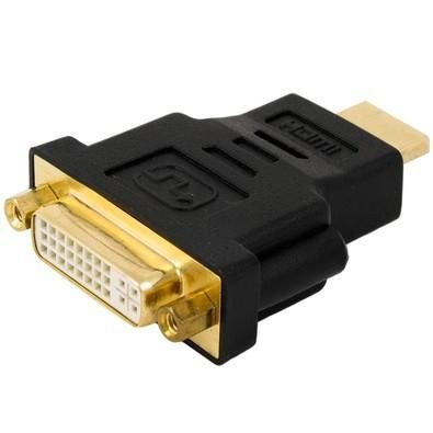Adaptador HDMI Macho x DVI Fêmea It.Blue LE-5511
