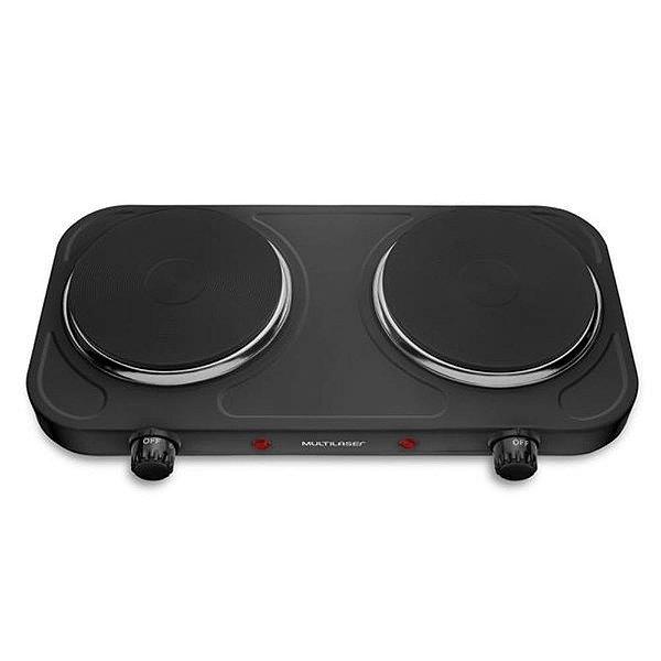 Fogão Elétrico Multilaser CE154 Easy Cook Duo 127V 2000W