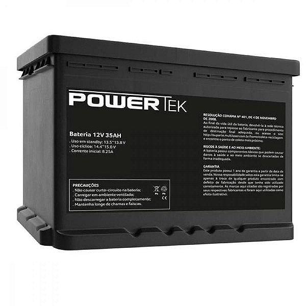 Bateria Selada Powertek EN020 12V 35Ah