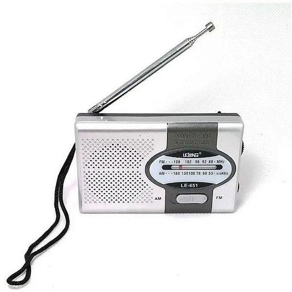 Radio Lelong LE-651 AM/FM 3W