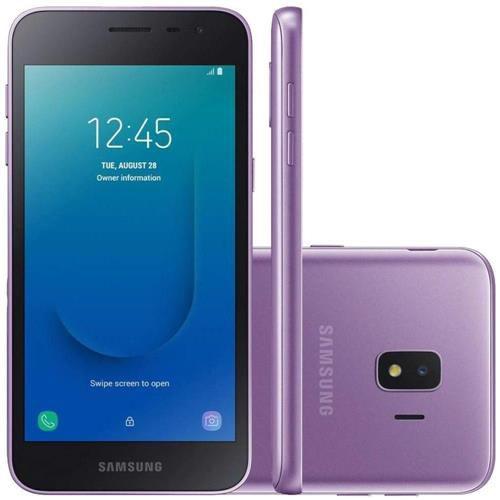 Smartphone Samsung Galaxy J2 Core SM-J260M 16GB Violeta