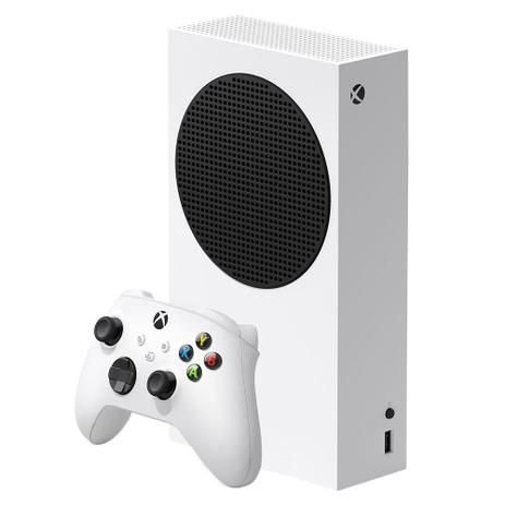 Console Xbox Series S 512gb SSD (1 controle e sem jogos)