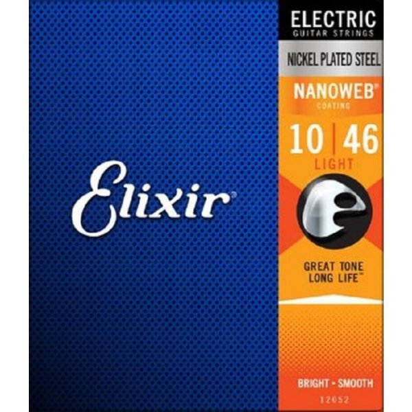 ENC GUITA ELIXIR LIGHT 010