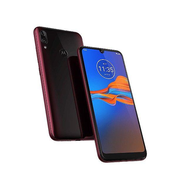 SMARTPHONE E6 PLUS XT2025 MOTOROLA 32GB RUBI