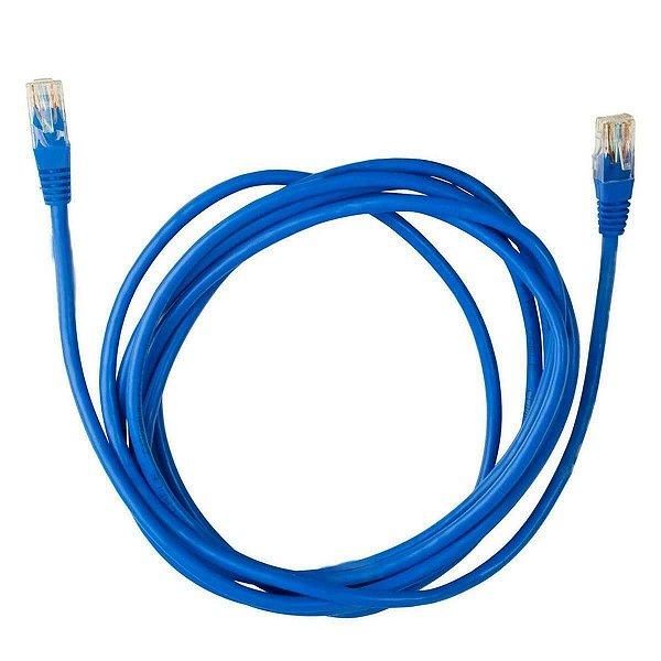 Cabo de Rede Plus Cable Patch 5 Metros