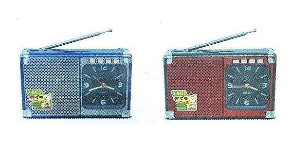 RADIO LE-663 BT LELONG 1 FAIXA FM 3W