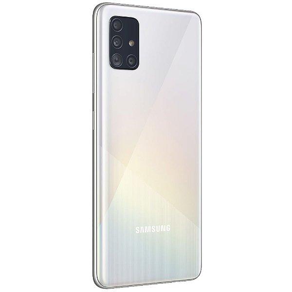 Smartphone Samsung Galaxy A51 128GB A515 Branco