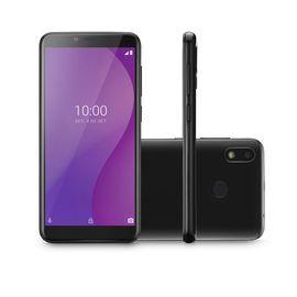 SMARTPHONE P9095 G MULTILASER 16GB PRETO