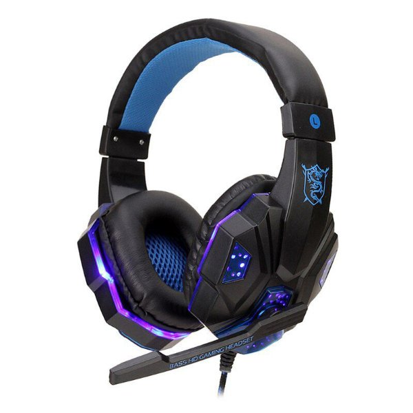 FONE GAMER SY830MV PS4/XBOX/PC PRETO