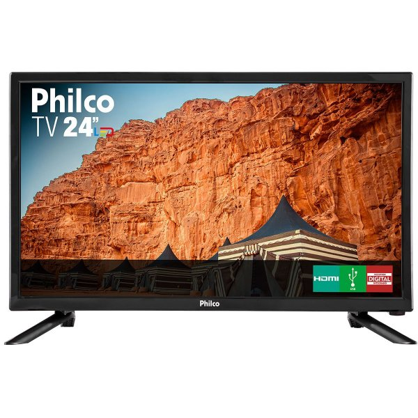 LED TV PTV24N92D PHILCO 24''