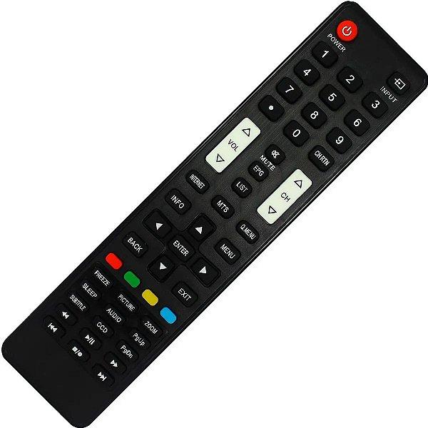 CONTROLE W-8152 WLW TV TOSHIBA