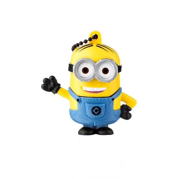 PEN DRIVE PD095 8GB DAVE MINIONS MULTILASER